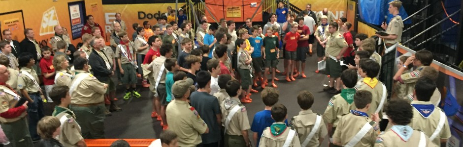 November Chapter Meeting-SkyZone-November 9, 2015